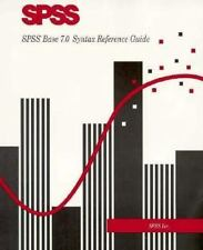 SPSS Base 7.0 Syntax Reference Guide