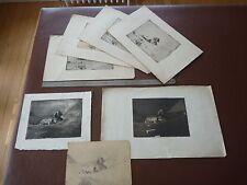 Egypt Period an original artwork by SLADE ARTIST Harold Duke Collison-Morley (18