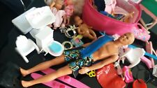 Vintage Barbie & Possibly Sindy - Dolls, Clothes & Accessories Bundle. 80/90s