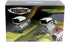 1998 Hot Wheels Legends Twin Mill 1/24 & 1/64 Scale Collection Set