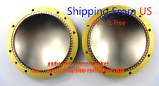 2PCS Diaphragm Horn Tweeter for DAS K8, K10, ND 8, ND 10 - 8 ohm Ship from US