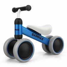 Bammax Bicicleta sin Pedales, Bici sin Pedales Niño, Juguetes Bebes 1 Año, Trici