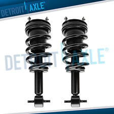Front Struts Coil Spring Assembly for 2007-2013 Chevy Silverado GMC Sierra 1500