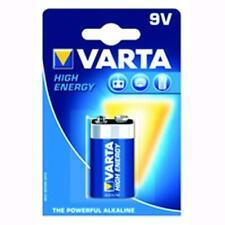 Pile Varta High-Energy Transistor Bl.1Pz Lr61 9V Conf.10Bl.