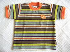 Gestreifte Kurzarm Jungen-T-Shirts, - Polos & -Hemden aus Baumwollmischung