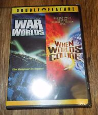 The War of the Worlds/When Worlds Collide (DVD, 2007) *****BRAND NEW*****