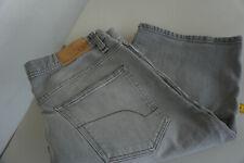 edc ESPRIT Herren sommer straight Jeans stretch Hose short bermuda W33 grau TOP
