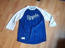 Kansas city royals Sportscrate Ltd Edition baseball Shirt Vgc Medium