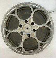 Vintage Black & White Film and Two Reels 35mm Movie Film