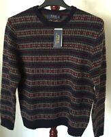 Polo Ralph Lauren Men's Fair Isle Sweater - Size M