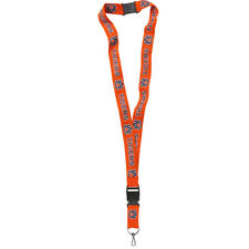 """Auburn Tigers 21"""" Lanyard Key Chain with Safety Release NCAA Licensed"""