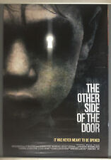 Cinema Poster: OTHER SIDE OF THE DOOR, THE  2016 (One Sheet) Sarah Wayne Callies