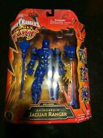 Power Rangers Fury  Deluxe Animorphin Jaguar Ranger Figure BANDAI New in Box