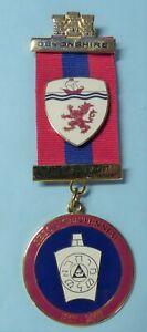 Masonic Devonshire Provincial Jewel 1857 - 2007