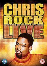 Saturday Night Live - Chris Rock (DVD, 2010)