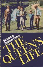 The Queen's Life, Graham Fisher, 0709157738 (British Royalty, Queen Elizabeth)