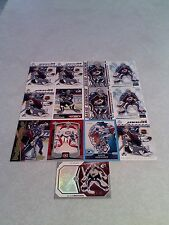 *****David Aebischer*****  Lot of 13 cards.....9 DIFFERENT / Hockey