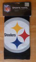 WinCraft  McARTHUR Pittsburgh Steelers 15'' x 25'' Sports Golf Towel - NFL