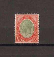 SOUTH AFRICA 1913 SG 17a MLH Cat £850