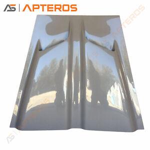 Apteros Ram Air Hood Scoop Fiberglass  Induction 33 L x 3 H - Made in USA