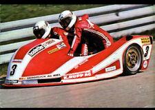 SPORT MOTO / COURSE SIDE-CAR sur ROUTE / PILOTES Rolf BILAND & Ken WILLIAMS