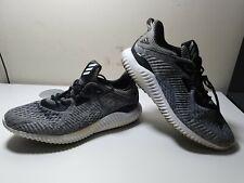 Adidas AlphaBounce Grey Trainers UK 7