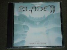 Blade II Soundtrack Marco Beltrami (CD, 2002, Varèse Sarabande) sealed