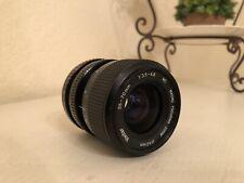 Vivitar 35-70mm 1:3.5-4.8 Macro Zoom Lens Pentax K Mount ( As-Is, not working )