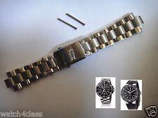 ORIS ProDiver Date#82671(8 26 71)Titanium band.bracelet.strap Case 733 7646 49mm