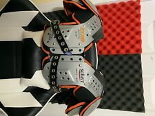 Schutt Xv Hd Football Shoulder Pads - Adult small - Used only 2 Seasons 00004000