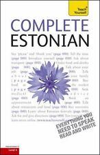 Complete Estonian: A Teach Yourself Guide (Teach Yourself Language), , Kingisepp