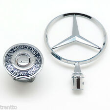 ETOILE MERCEDES BENZ AMOVIBLE OFFICIEL W202 W203 W204 W208 W210 W220 W124 STAR