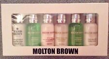 GENUINE Molton Brown Travel Set - X 6 30ml Bottles - Ideal Gift