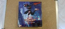 Sentinel SV-ACTION Miles Morales INTO THE SPIDER-VERSE MAFEX SCALE Figure *New*