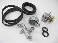 DELUXE Audi A4 1.8T OEM Longitudinal Timing Belt Kit & Water Pump AMB AWM '02-06
