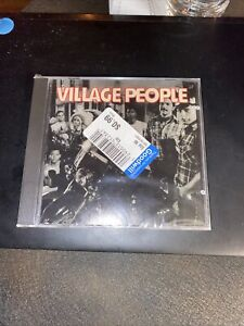 Village People Cd-P2 32169 Sealed