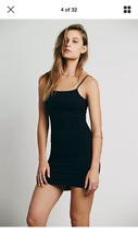 Intimately Free people slip dress semaless mini sz XS/S