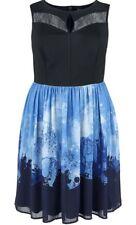 Disney Cinderella Princess Fairy Tale Cosplay Halloween Dress Size L UK 14