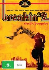 BREAKIN'2 DVD *NEW* GENUINE REGION 4