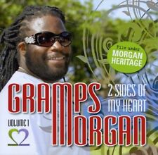 GRAMPS MORGAN - 2 SIDES OF MY HEART   CD NEUF