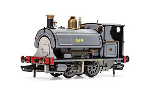 "Hornby R3825 0-4-0 ""PECKETT 614 CENTENARY YEAR LIMITED EDITION"" Locomotive"