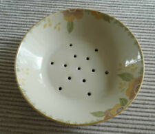 "Royal Doulton Nerissa Berry Bowl Draining Salad 19cm 7.5"" Vintage"
