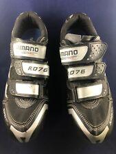 Shimano RD76 SH-R076L Road Bike Cycling Shoes sz 48(US 12.3) SPDSL black