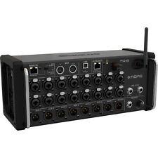 Midas MR18 18-Input Digital Mixer w/ Wi-Fi / USB Recorder MR-18 MINT IN BOX!