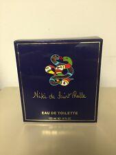 Niki De Saint Phalle 4 oz  / 120 ml Eau De Toilette Splash For Women - Rare