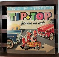 TIP + TOP FABRICAN A CAR. HISTOIRE DE DIORAMA. BRANCOFT ET LA CIA. LONDON. 1963.