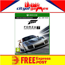 Forza Motorsport 7 Xbox One Game New & Sealed Free Express Post In Stock Now