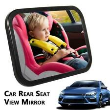 Faboer 60813 Wide Baby Child Car Safety Back Seat Mirror