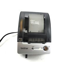 P-touch.Brother QL-500 PC Label Printer