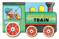 Curious Georges Train (mini movers shaped board books) by H. A. Rey
